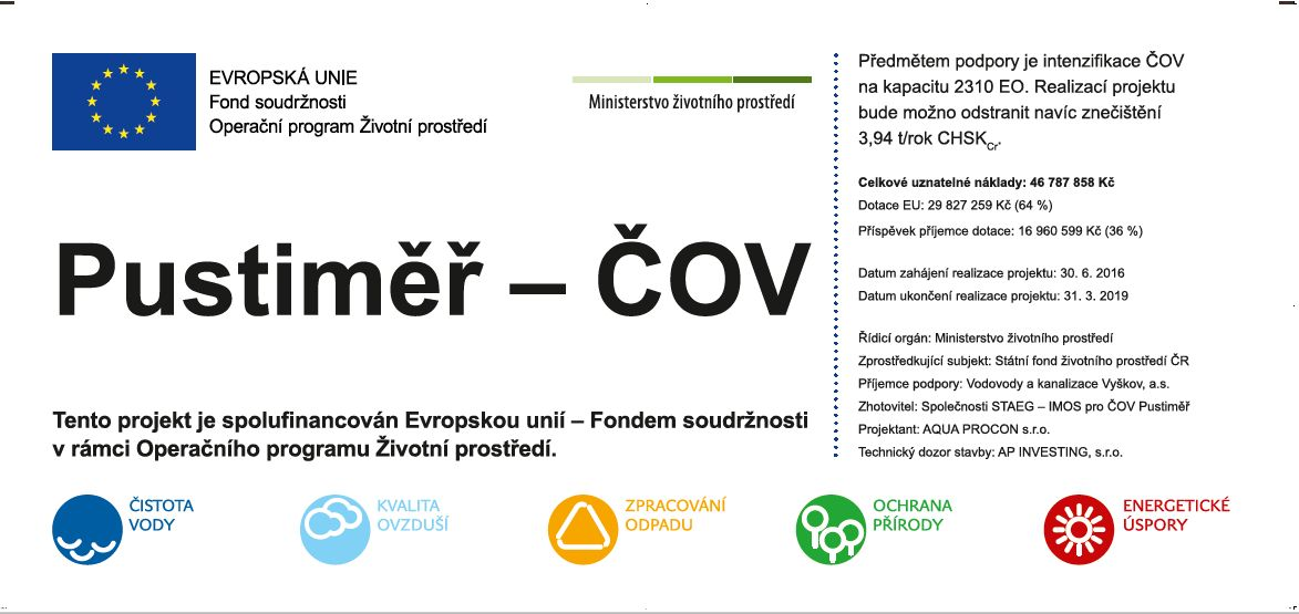 COV Pustimer